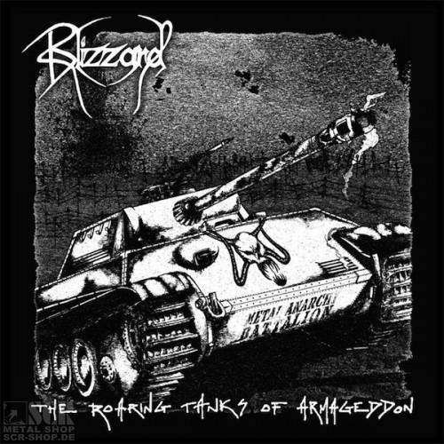 BLIZZARD - The Roaring Tanks Of Armageddon<br>(CD)