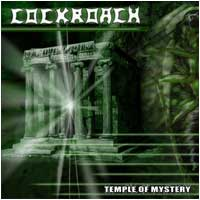 COCKROACH - Temple of Mystery (CD)