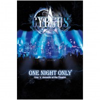 CYRCUS - One Night Only (Ltd. Digipak DVD)