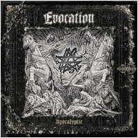 EVOCATION - Apocalyptic (CD)