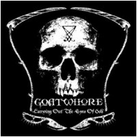 GOATWHORE - Carving Out The Eyes Of God (CD)