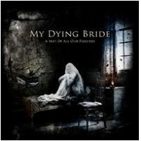 MY DYING BRIDE - A Map Of All Our Failures [Re-Release] (CD)
