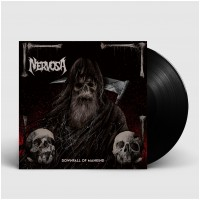 NERVOSA - Downfall Of Mankind [BLACK] (LP)
