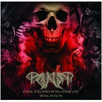PAGANIZER - Carve: Stillborn Revelations And Revel In Filth (CD)