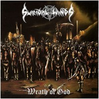 SUICIDAL WINDS - Wrath Of God (CD)