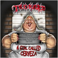 TANKARD - A Girl Called Cerveza (CD)