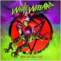 WHITE WIZZARD - The Devils Cut (CD)
