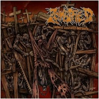 ZOMBIFIED - Carnage Slaughter And Death (CD)