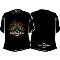 CRISIS NEVER ENDS - Angel TS (T-Shirt M)