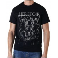 HERETOIR - Cultists T-Shirt (TS-XL)