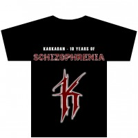 KARKADAN - 10 Years of Schizophrenia (Longsleeve L)