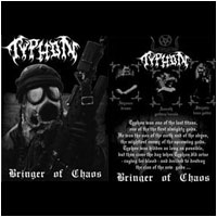 TYPHON - Bringer of chaos (T-Shirt L)