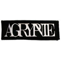AGRYPNIE - Logo Patch (PATCH)