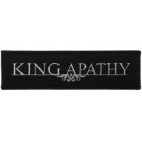 KING APATHY - Logo (PATCH)