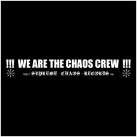 WE ARE THE CHAOS CREW (Sticker)