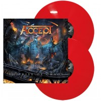 ACCEPT - The rise of chaos [RED] (DLP)