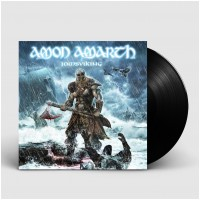 AMON AMARTH - Jomsviking [BLACK] (LP)