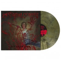 CANNIBAL CORPSE - Red Before Black [OLIVE GREEN] (LP)
