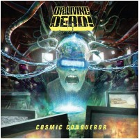 DR. LIVING DEAD! - Cosmic Conqueror [BLACK] (LP)