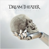 DREAM THEATER - Distance Over Time [BLACK] (DLP)