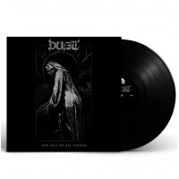 DUST - The Fall Of All Things [BLACK] (LP)