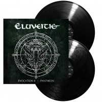 ELUVEITIE - Evocation II - Pantheon [BLACK] (DLP)