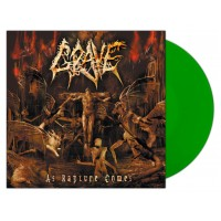 GRAVE - As Rapture Comes [NB GREEN] (LP)