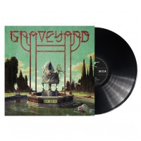 GRAVEYARD (SWE) - Peace [BLACK] (LP)