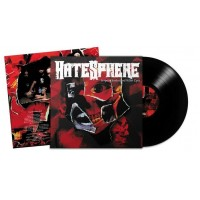 HATESPHERE - Serpent Smiles And Killer Eyes [BLACK Vinyl] (LP)
