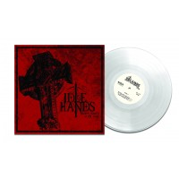 IDLE HANDS - Don't Waste Your Time [CLEAR] (LP)