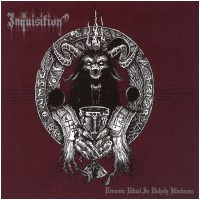 INQUISITION - Demonic Ritual In Unholy Blackness [BLACK] (LP)