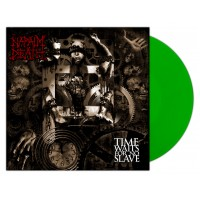 NAPALM DEATH - Time Waits For No Slave [NB GREEN] (LP)