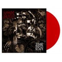 NAPALM DEATH - Time Waits For No Slave [RED] (LP)
