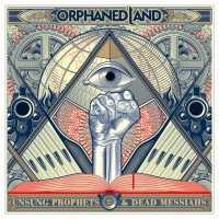 ORPHANED LAND - Unsung Prophets And Dead Messiahs [BLACK 2-LP+CD] (DLP)