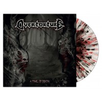OVERTORTURE - A Trail Of Death [SPLATTER] (LP)