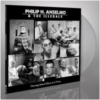 PHILIP H. ANSELMO & THE ILLEGALS - Choosing Mental Illness As A Virtue [CLEAR] (LP)