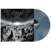 SIEGE OF POWER - Warning Blast [BLUE] (LP)