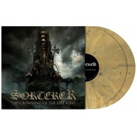 SORCERER - The Crowning Of The Fire King [GOLDEN SAND] (DLP)