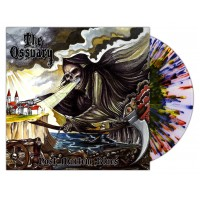 THE OSSUARY - Post Mortem Blues [SPLATTER] (LP)
