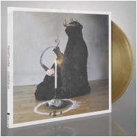 THIS GIFT IS A CURSE - A Throne Of Ash [GOLD] (LP)