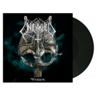 UNLEASHED - Warrior [BLACK] (LP)