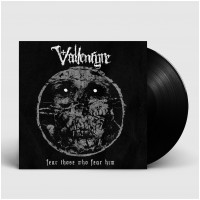 VALLENFYRE - Fear Those Who Fear Him [BLACK] (LP)