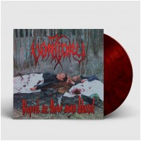 VOMITORY - Raped In Their Own Blood [RED/BLACK] (LP)